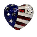 USA Heart Ring, 7HUSAHEART