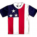 American Flag Kids T-Shirt