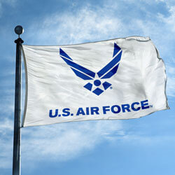 Air Force Flag, AAIRFW35
