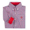 Red Gingham Shirt, FBPP0000013484