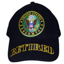US Army Retired Hat, AHAT00106