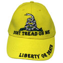Gadsden Dont Tread on Me Hat, AHAT00702