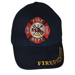 Firefighter Ball Cap, AHAT1700