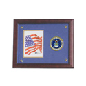 Air Force Medallion Picture Frame, ALF59004