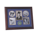 Coast Guard Collage Frame, ALF59015