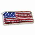 American Flag Coin Purse, APURSEUS