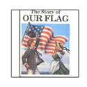 The Story of Our Flag Coloring Book, ASG37027