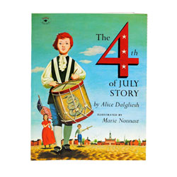 The 4th of July Story Book, ASG37364
