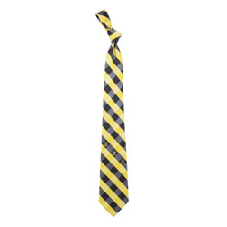 Army Woven Poly Check Tie, ATIE9374