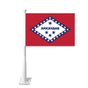 Arkansas Car Flag, AWCF504