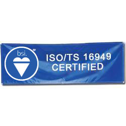 BSI's ISO/TS 16949 Banner, BSIISOTS16939H
