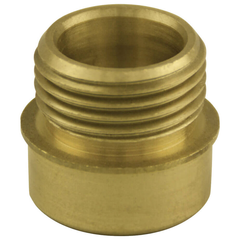Brass Flagpole Ornament Adapter, CADAP050483