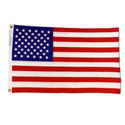 American Flag Greeting Card, CARD990075