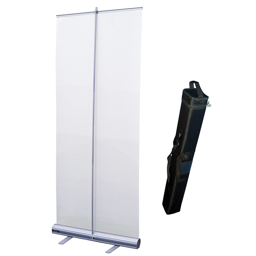 Economy Single Retractable Banner Stand, CB261139S