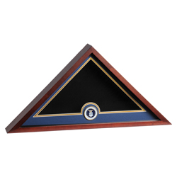 Air Force Medallion Flag Display Case, CCASKAF