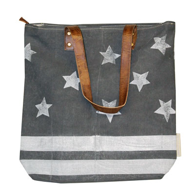 Mariela Stars and Stripes Tote Bag, COOLMARIELA