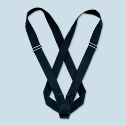 Shoulder Straps Parade Belt, CPARAWDB