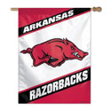 "Arkansas Razorbacks Vertical 27"" x 37"" Banner"