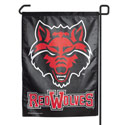 Arkansas State Red Wolves Garden Banner, DBANN96479012G