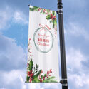 Holly Bush Street Pole Banner
