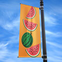 Melons Street Pole Banner