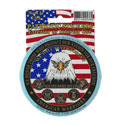 American Warriors Sticker, DECDC0036
