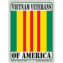 Vietnam Veterans Of America Sticker, DECDC0145