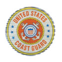 US Coast Guard Sticker, DECDEX005