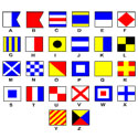International Code Signal Flags & Pennants