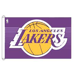 Los Angeles Lakers Flag, DFLAG06459011