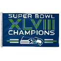 Super Bowl Flags, Banners, & Decorations