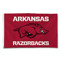 Arkansas Razorbacks Flag, DFLAG35RBP