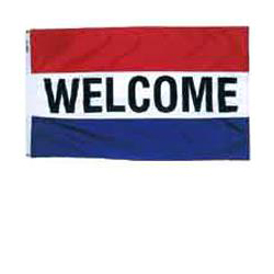 Welcome Flag, DFLAG35WF3