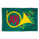 Joy Horn Flag, DFLAGJOYH35