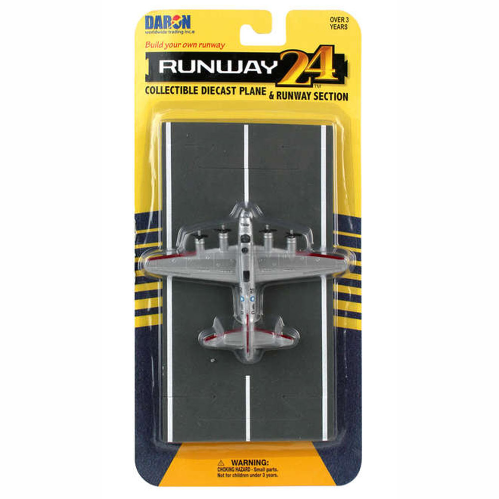 B-17 Flying Fortress Toy Airplane