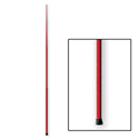 Portable Telescoping Flexible Flagpole withGround Mount, EE01107