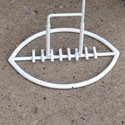 Football Garden Flag Base, EE01275