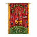 Patriotic Welcome Home Banner, EE131589