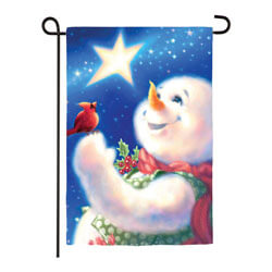 Frosty Magic Banner, EE142109G