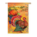 Turkey House Banner, EE13A2986
