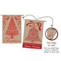 Happy Holidays House Banner, EE13B3070FB