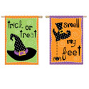 Halloween Flags, Banners, & Decorations