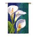 Easter Lily Banner, EE14S2212G