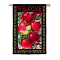 Dappled Apples and Acorns Banner, EE13S2644