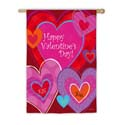 Love House Banner, EE13S2695BL