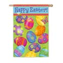 Happy Easter House Banner