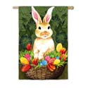 Welcome Bunny House Banner, EE13S2743