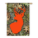 Mossy Oak Buck House Banner, EE13S3046
