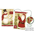 Holiday Elegance House Banner, EE13S3122FB