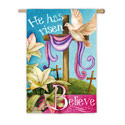 Believe House Banner, EE13S3272